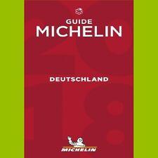 Guide Michelin Deutschland 2018 - Hotels & Restaurantführer