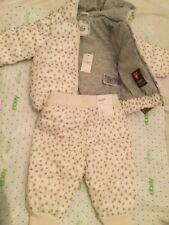 NEW GAP Baby Girl Primaloft 2-Piece Snowsuit - 6-12 Months