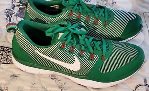Nike Free Train Versatility Green 2016 MEXICO 833336-316 Size 13