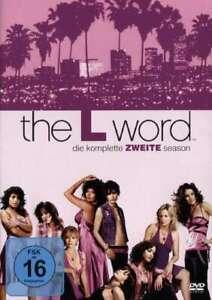 The L Word - Die komplette zweite Season [4 DVDs /NEU/OVP]