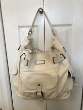 Burberry Large Leather Hobo