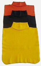 TURTLE NECK DICKIES 3-PACK 100% COTTON MADE IN USA DIRECT FROM MFG FREE SHIPPING