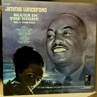 "JIMMY LUNCEFORD - Blues In The Night Vol. 4 (1938-1942) 12"" Vinyl Record LP - EX"