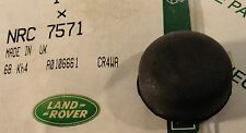 GENUINE LAND ROVER DEFENDER FRONT BUMPER BOLT PROTECTIVE CAP NRC7571