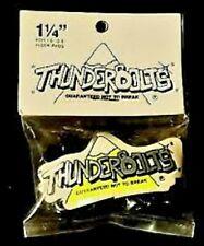 """Thunderbolts 1 1/4"""" Skateboard Trucks Hardware VTG 80's"""