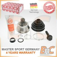 # GENUINE MASTER-SPORT GERMANY HEAVY DUTY FRONT DRIVE SHAFT JOINT KIT FOR AUDI