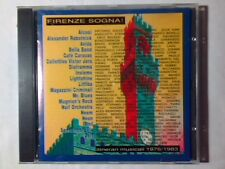 CD Firenze sogna! LITFIBA DIAFRAMMA NEON RARISSIMO COME NUOVO VERY RARE LIKE NEW