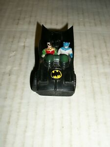 Vintage National Periodicals BATMAN AND ROBIN BATMOBILE Toy Car 1975
