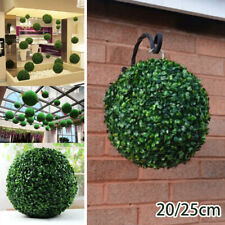 Artificial Ball Tree Bush Outdoor Topiary Yard Wedding Party Pool Plant Decor