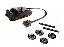 * New * Lego City 88002 Power Function Train Motor RC Battery / Axle / Wheels