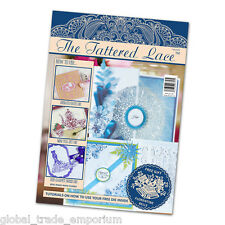 BRAND NEW Tattered Lace Magazines - ALL ISSUES 1 - 87 With FREE DIES & FREE P&P!