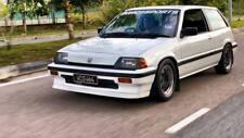JDM Civic Wonder SB3 ak Ah EW hatch Doobie bumper lip spoiler ag3 at au zc 87'