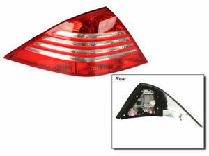 For 2002-2006 Mercedes CL500 Tail Light Assembly Left 36388QK 2004 2003 2005