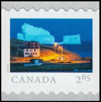ICEBERG ALLEY = FROM FAR AND WIDE = Coil/Roll stamp MNH-VF Canada 2019