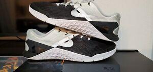 Nike Metcon 3 Black White 852928-005 Men's Shoes Size 13 US 12 UK 47.5 EU