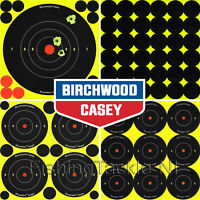 Birchwood Casey Self Adhesive Shoot N C Target Spots Various Sizes & Shapes