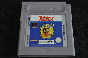 Asterix Gameboy Classic Game