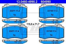 UAT Plaquettes de freins Avant Mercedes C E S Classe w203 w211 S 220