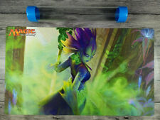 Merfolk Mistbinder Playmat Custom For Magic The Gathering Mat Free Best Tube