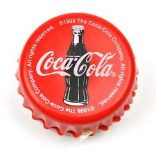 Enjoy Coca-Cola Coke USA Jojo YoYo Yo-Yo Jo-Jo rot 1998 Flaschen Bottle Motiv