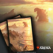 MTG Secret Lair Godzilla Lands - MTG Arena Sleeves MTG Arena Codes Only