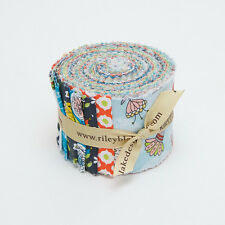 "Dutch Treat 2.5"" Rolie Polie / Jelly Roll  - Riley Blake Designs / Patchwork"