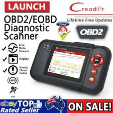 2019 Upgraded! LAUNCH X431 CRP123 VII+ OBD2 Diagnostic Scanner Fault Code Reader