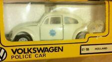 Escaso Tomica Kado VW Beetle Holanda Policía nergens hecho Japón 1:43 Menta en caja