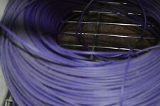 18 AWG  Stranded Wire Purple 10ft 600 Volts 105C