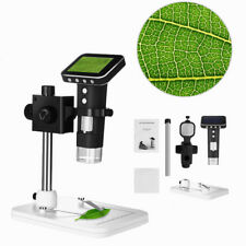 500X HD Portable USB Digital Microscope-Camera with 3.5'' LCD Screen With Tripod