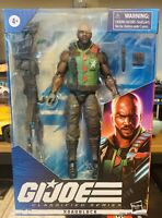"Hasbro 2021 GI JOE Classified Series Roadblock 6"" Action Figure Variant - NEW"