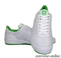 Mens Womens CONVERSE All Star PRO MESH TENNIS WHITE LEATHER Trainers SIZE UK 8