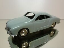 MARKLIN 8021 VW VOLKSWAGEN KARMANN GHIA COUPE - GREY 1:43 - GOOD CONDITION
