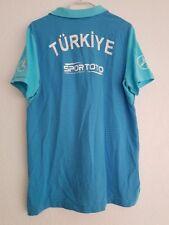Türkei Nationalmannschaft Nike Player Issue Polo Shirt