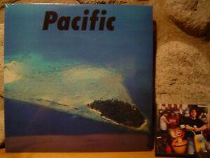 HARUOMI HOSONO/SHINGERU SUZUKI/TATSURO YAMASHITA Pacific LP/78 Japan/Soft Fusion