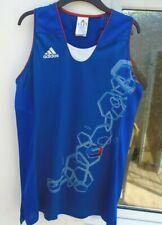 adidas 2012 ROYAL BLUE TRAINING ATHLETICS RUNNING SHIRT JERSEY VEST XL