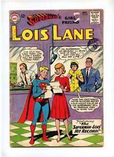 Superman's Girl Friend Lois Lane #45 - DC 1963 - VG-