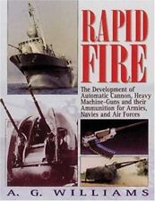 Rapid Fire: The Development of Automatic Cannon, Heavy Machine-Guns and Their Am