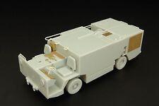 Brengun Models 1/48 P25 USN CARRIER DECK FIRE ENGINE Photo Etch Update Set