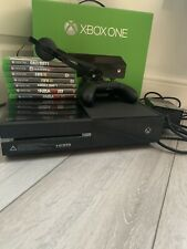 Microsoft Xbox One 500GB Console - Black (with 1 Controller, Headset & 7 Games)