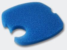 Ersatzteil SunSun HW-302 Filtermaterial Filterschwamm 2cm blau Aquarium