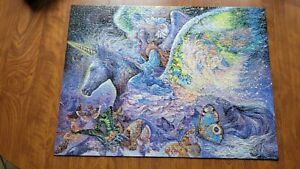 Josephine Wall - 'Wings' - 1000 Piece Jigsaw Puzzle (Complete) - Hard to Find