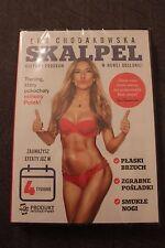 Ewa Chodakowska: Skalpel DVD - POLISH RELEASE NOWE DVD !!! FITNESS