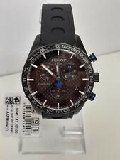 Tissot Men's T-Sport PRS 516 Chronograph Black Dial Watch T100.417.37.201.00