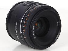 Sony Alpha SAL35F18 35 mm F/1.8 DT Objektiv für Sony A Mount
