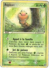 Pokémon n° 86/112 - ASPICOT - 50PV
