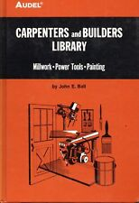 Aduel Carpenters & Builders Library:Millwork*Power Tools