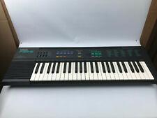 YAMAHA Portatone PSR-6 Electric Keyboard Synthesizer W/Power Cord & Box Working
