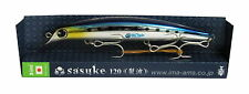 NEW Ima Sasuke 120 mm Saltwater Bass Floating Lure Japan Color: RP111 SARDINE