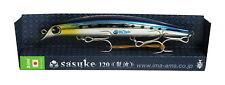 NEW Ima Sasuke 120 mm Saltwater Bass Floating Lure Japan Color: RP111 SARDINE